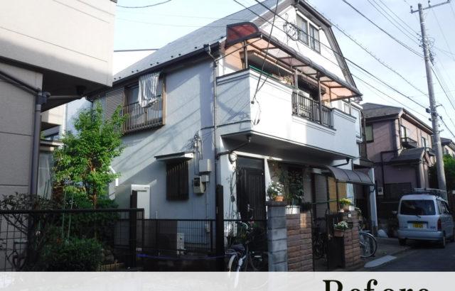 横須賀市 外壁塗装