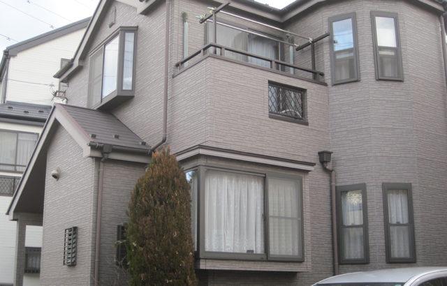神奈川県横須賀市 S様邸 外壁・屋根塗装
