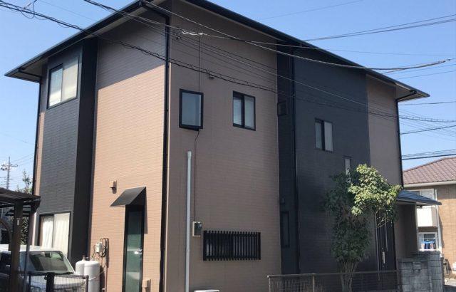 外壁塗装 屋根塗装 ラジカル制御塗料と遮熱塗料使用 葉山町