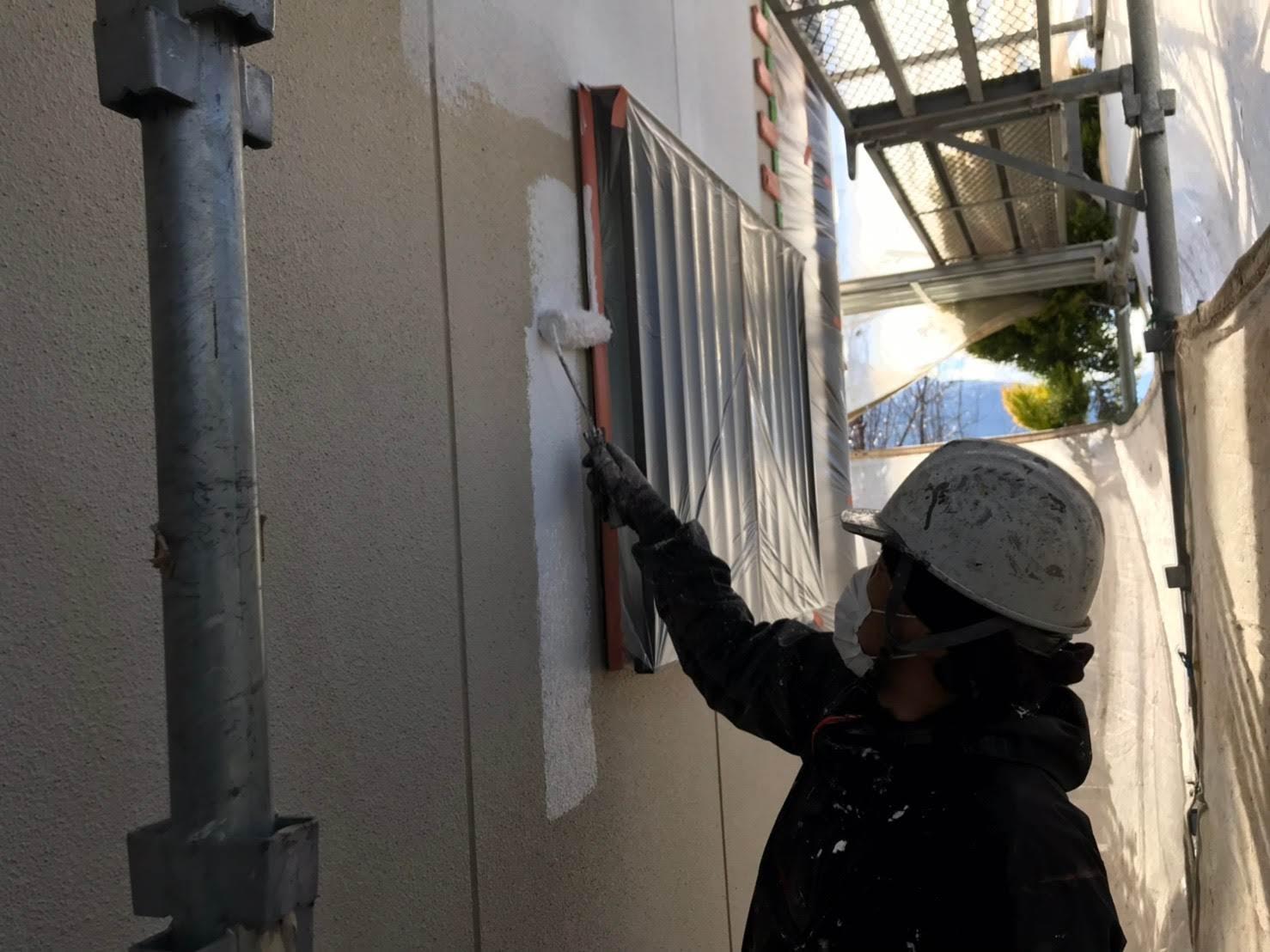 逗子市 外壁塗装