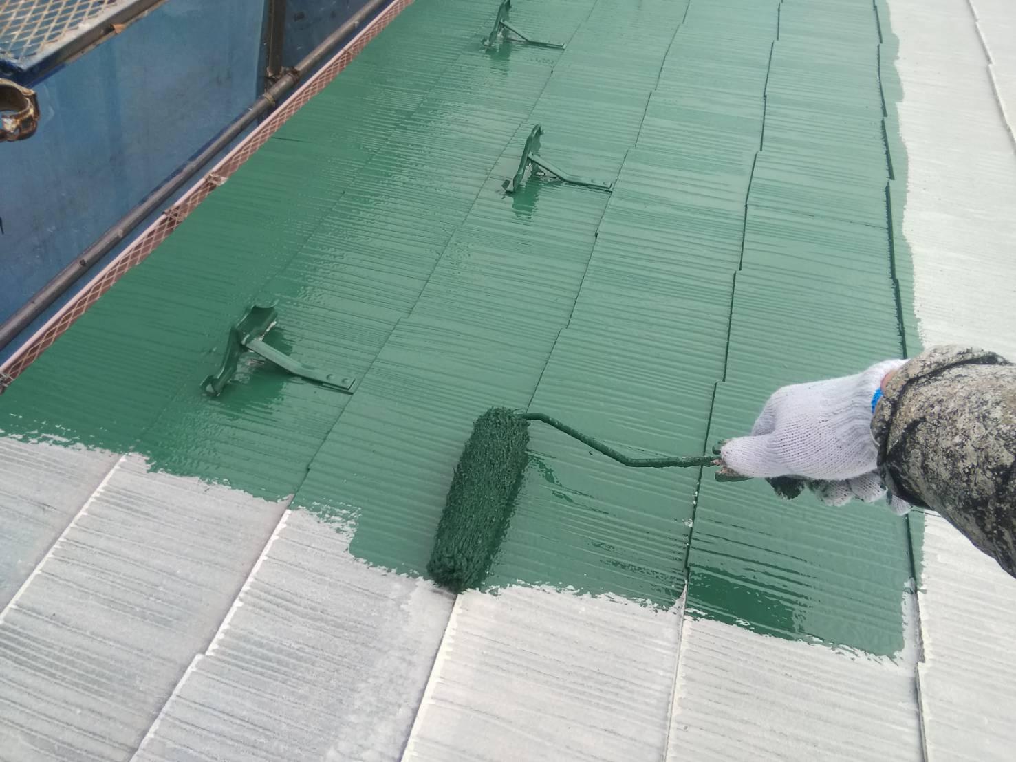 屋根塗装 横須賀