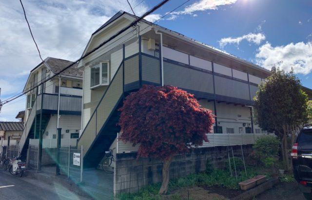 アパートの外壁塗装・屋根塗装 横須賀市 ナノコンポジット サーモアイ