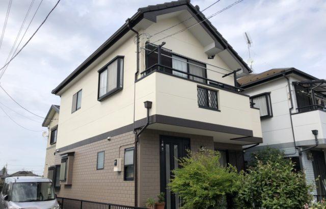横須賀市 外壁塗装 日本ペイントパーフェクトトップ