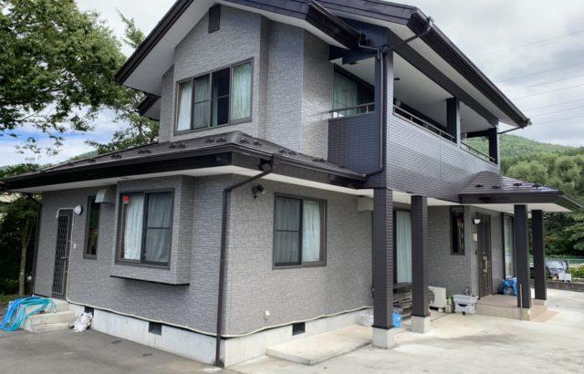 神奈川県三浦市 外壁塗装 クリーンマイルドシリコン