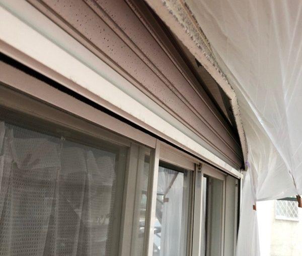 神奈川県横須賀市 外壁塗装 ケレン作業 素地調整 下地処理