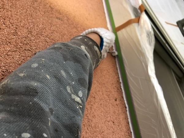 神奈川県横須賀市 外壁塗装 下地処理 シーリング工事 コーキング工事 オートインクシード