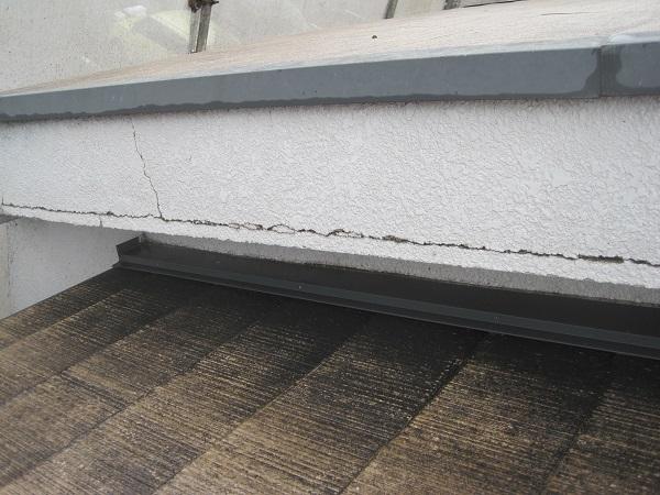 神奈川県横須賀市 外壁塗装 下地処理 ひび割れ補修 サビ補修