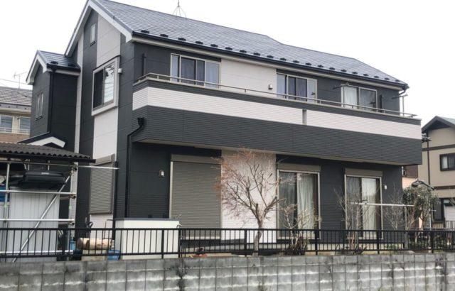 神奈川県横須賀市 シリコンREVO1000 外壁塗装 金属屋根工事