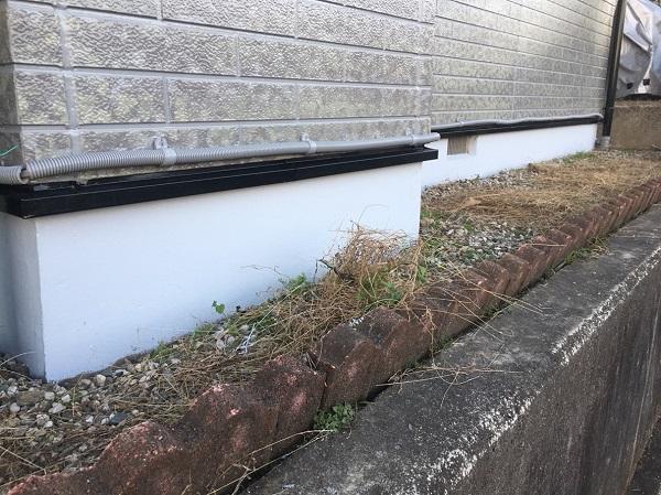 神奈川県三浦郡葉山町 外壁塗装 付帯部塗装 エスケープレミアムシリコン