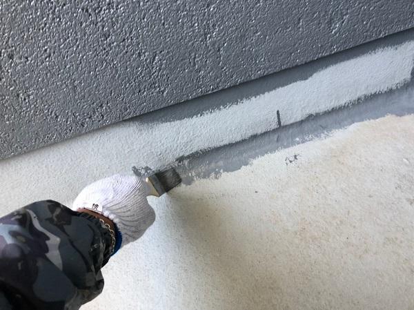 神奈川県逗子市 外壁塗装 雨漏り ダイヤ スーパーセランフレックス