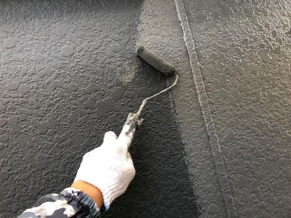 神奈川県三浦市 外壁塗装 オートンイクシード セミフロンルーフⅡ
