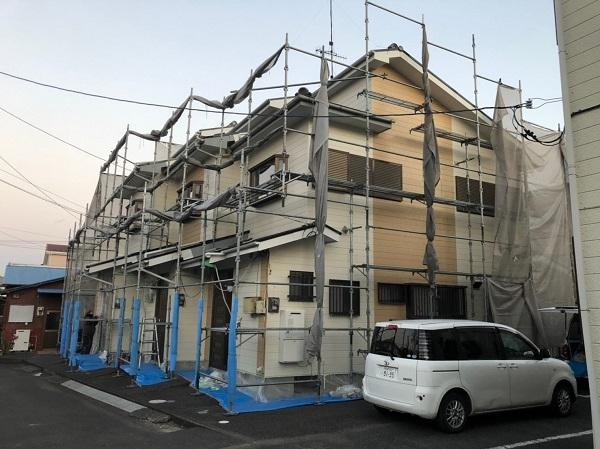 神奈川県逗子市 外壁塗装 雨漏り オートンイクシード