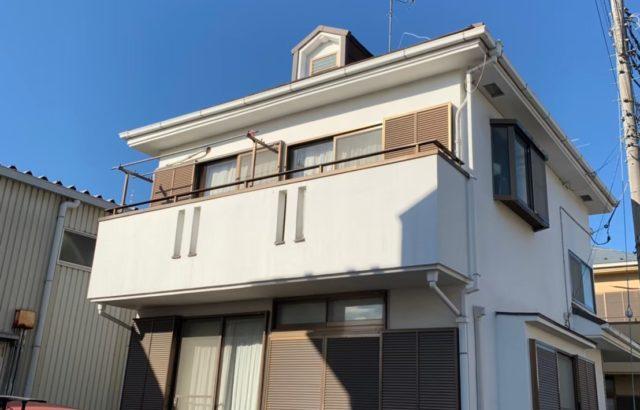 神奈川県葉山町 外壁塗装 屋根塗装 シーリング工事 細部塗装 バルコニー防水工事