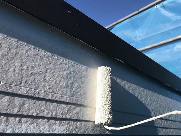 神奈川県三浦郡葉山町 外壁塗装 付帯部塗装 ラジカル制御型塗料 関西ペイント アレスダイナミックトップ