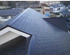 神奈川県鎌倉市 屋根塗装 ファインシリコンベスト