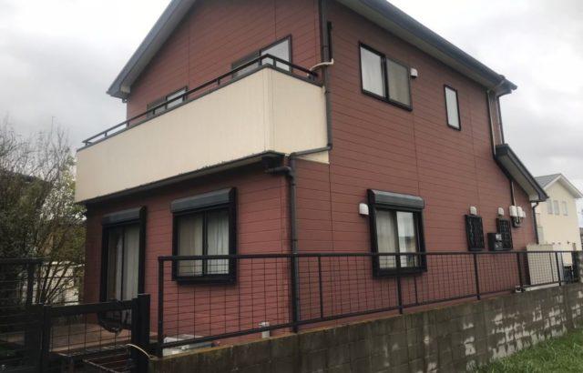 神奈川県逗子市 外壁塗装 屋根塗装 コーキング工事