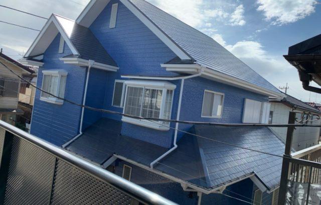 神奈川県三浦市 外壁塗装 屋根塗装 コーキング工事