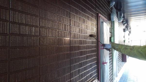 神奈川県三浦市 外壁塗装 アパート 日本ペイント パーフェクトトップ ラジカル制御式