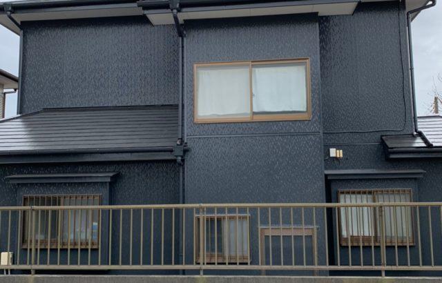 神奈川県逗子市 外壁塗装 屋根塗装 コーキング打ち替え工事 付帯塗装