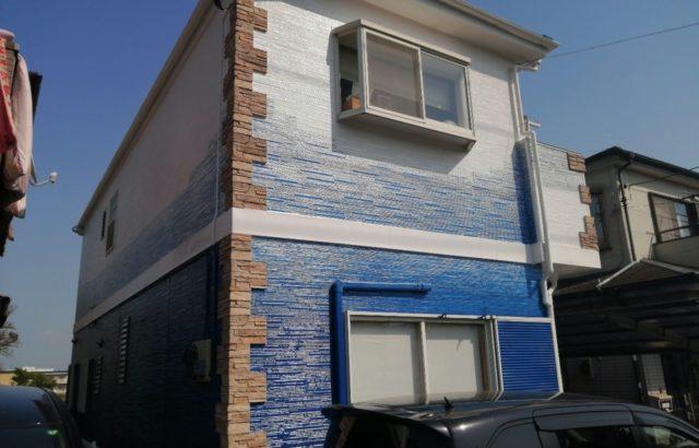 神奈川県逗子市 外壁塗装 シーリング工事 付帯部塗装