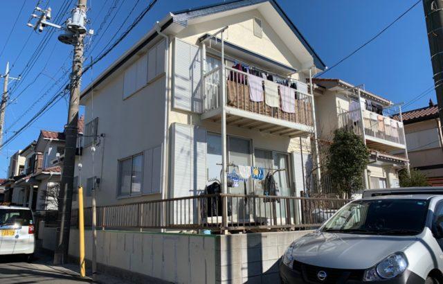 神奈川県葉山町 屋根塗装 外壁塗装 付帯部塗装 雨樋交換 棟板金交換