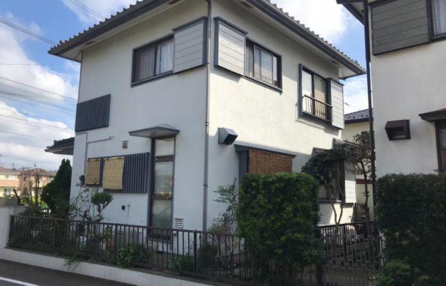 神奈川県三浦市 外壁塗装 屋根塗装 屋根履き替え工事 クラック補修