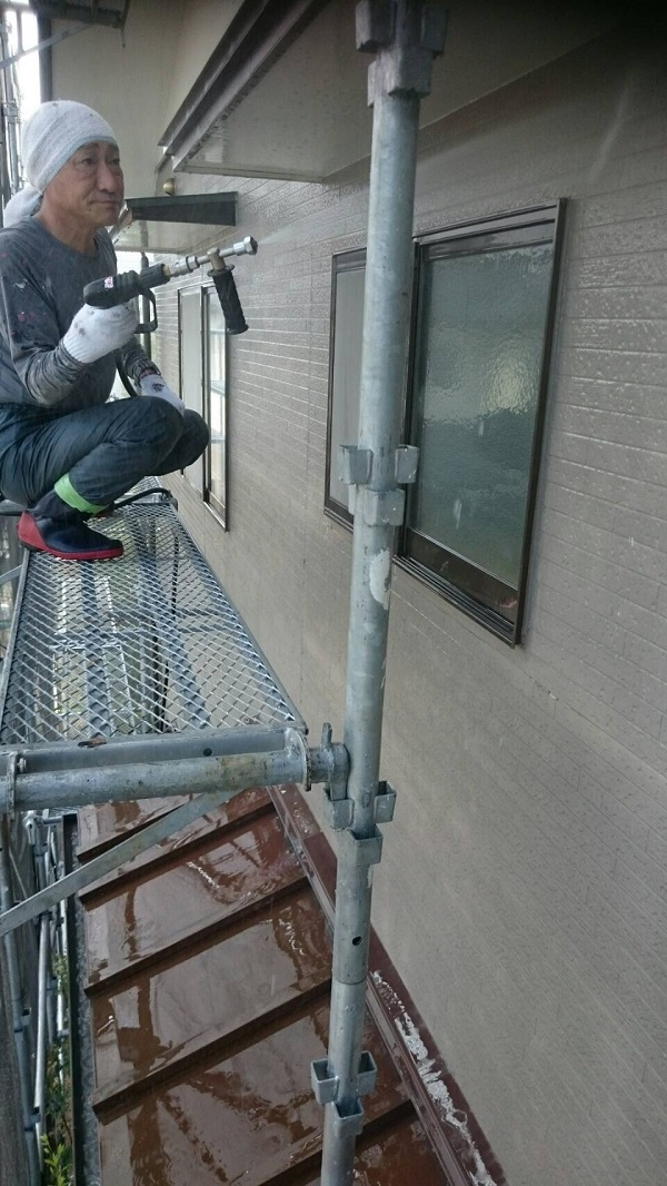 神奈川県三浦市 外壁塗装 高圧洗浄 塗装屋選び