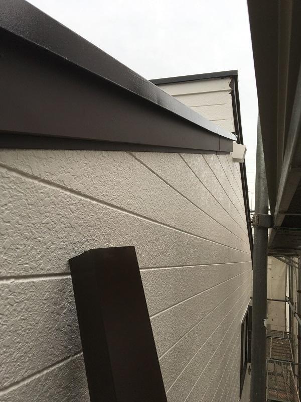神奈川県横須賀市 外壁塗装 屋根塗装 オートンイクシード 無機系塗料 ダイヤスーパーセランフレックス