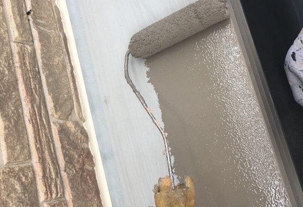 神奈川県三浦市 外壁塗装 雨樋修理 ラジカル制御型塗料 関西ペイント アレスダイナミックトップ
