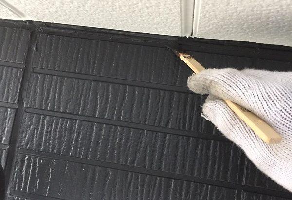 神奈川県逗子市 外壁塗装 3度塗り セミフロンシリーズ セミフロンマイルドⅡ