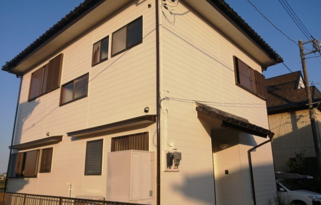 神奈川県横須賀市 サイディング張り替え工事 外壁塗装 付帯部塗装