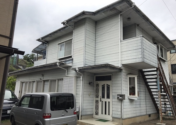 神奈川県三浦郡葉山町 外壁塗装 屋根塗装 事前調査