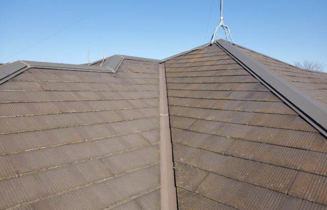神奈川県横須賀市 屋根塗装 シーリング工事 板金交換