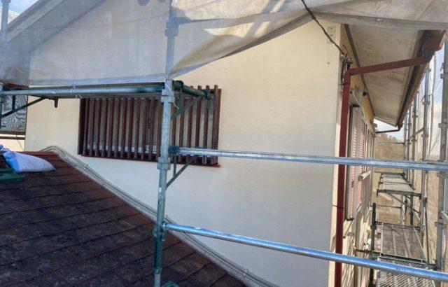 神奈川県葉山町 外壁塗装 棟板金工事 雨樋修理 付帯部塗装