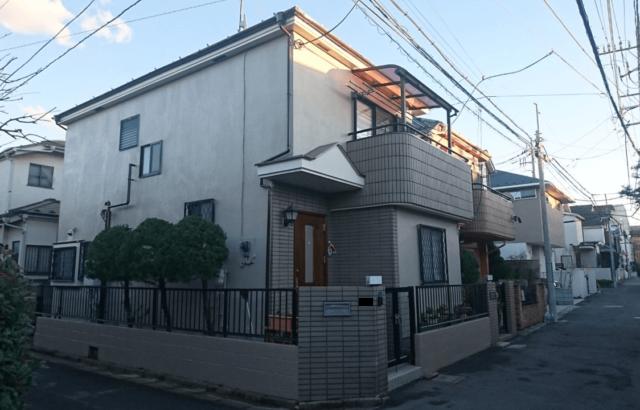 神奈川県葉山町 外壁塗装 屋根塗装 付帯部塗装 コーキング工事