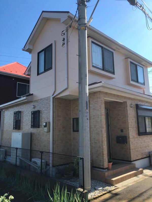 神奈川県逗子市 外壁塗装 付帯部塗装 塗料について 日本ペイント ピュアライドUVプロテクトクリアー