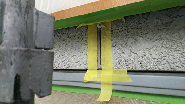 神奈川県逗子市 外壁塗装・付帯部塗装 下地処理 シーリング(コーキング)工事 オートンイクシード