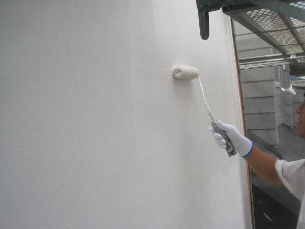 神奈川県横須賀市 外壁塗装・屋根塗装・付帯部塗装 工場 日本ペイント パーフェクトトップ ラジカル制御式