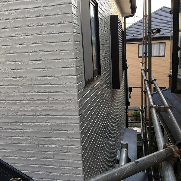 神奈川県三浦郡葉山町 外壁塗装 関西ペイント ラジカル制御型塗料 アレスダイナミックトップ