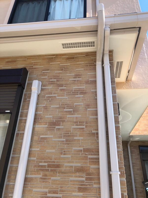 神奈川県三浦市 外壁塗装 付帯部塗装 外壁塗装の工程 日本ペイント ピュアライドUVプロテクトクリアー
