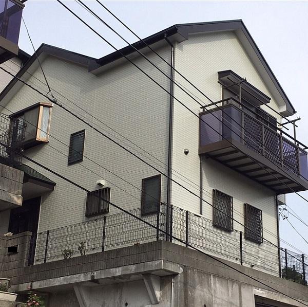 神奈川県三浦郡葉山町 外壁塗装 付帯部塗装の重要性 サビの恐ろしさ