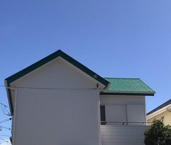 神奈川県逗子市 外壁塗装 劣化症状 下地処理が重要な理由 (2)