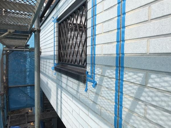神奈川県三浦郡葉山町 外壁塗装 シーリング打ち替え工事 打ち替え工事と増し打ち工事の違い (1)