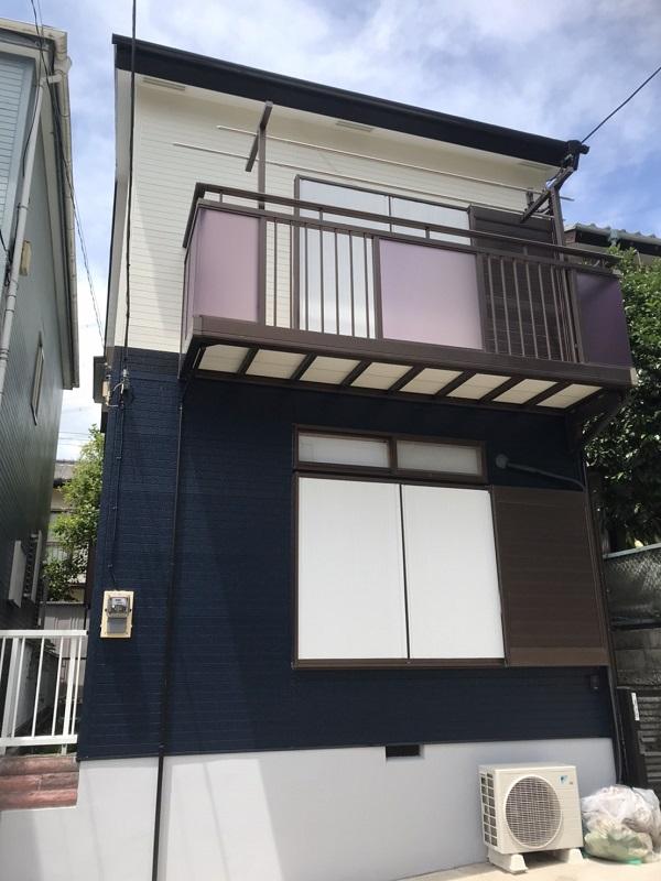 神奈川県逗子市 屋根塗装・外壁塗装 カラーシミュレーター 塗装工事はまとめて行うのがお得です!