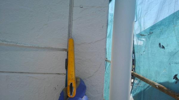 神奈川県逗子市 外壁塗装 シーリング工事 工程 オートンイクシード  (3)