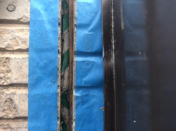 神奈川県横須賀市 外壁塗装 シーリング(コーキング)工事 打ち替え工事 手順 (3)