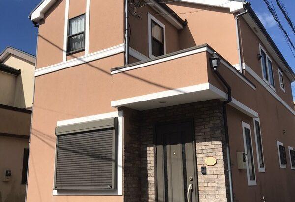 神奈川県三浦市 外壁塗装 DIYとプロの違い 日本ペイント ピュアライドUVプロテクトクリアー
