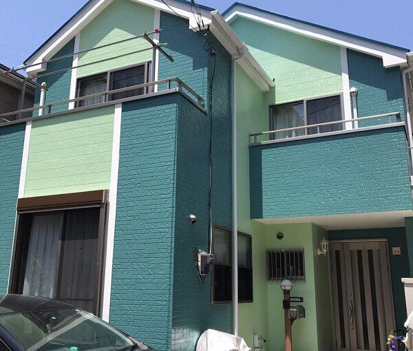 神奈川県横須賀市 外壁塗装 3度塗りとは カラーシュミレーター
